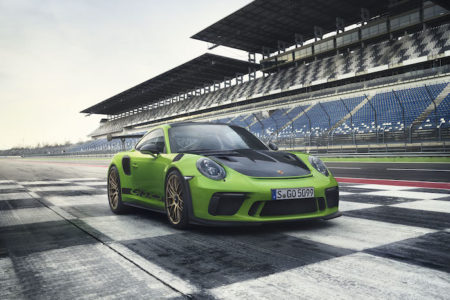 Born from Racing: The new 2019 Porsche 911 GT3 RS
