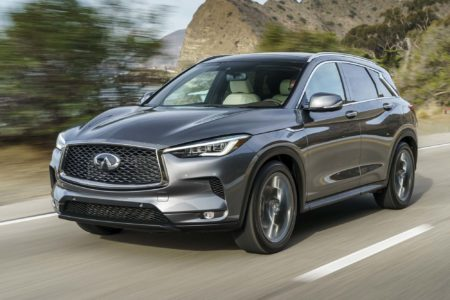 2019 INFINITI QX50: Progressive, Luxury Focused Techniques
