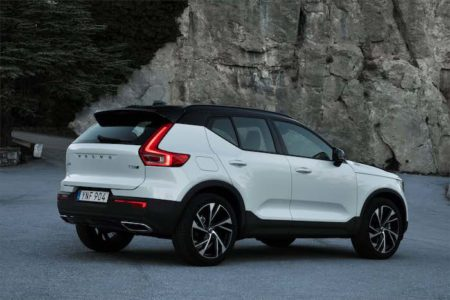 2019 Volvo XC40: Refreshing SUV Delight