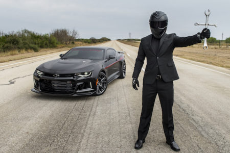 Hennessey's 1000 HP Camaro ZL1 Becomes the World's Fastest Muscle Car!