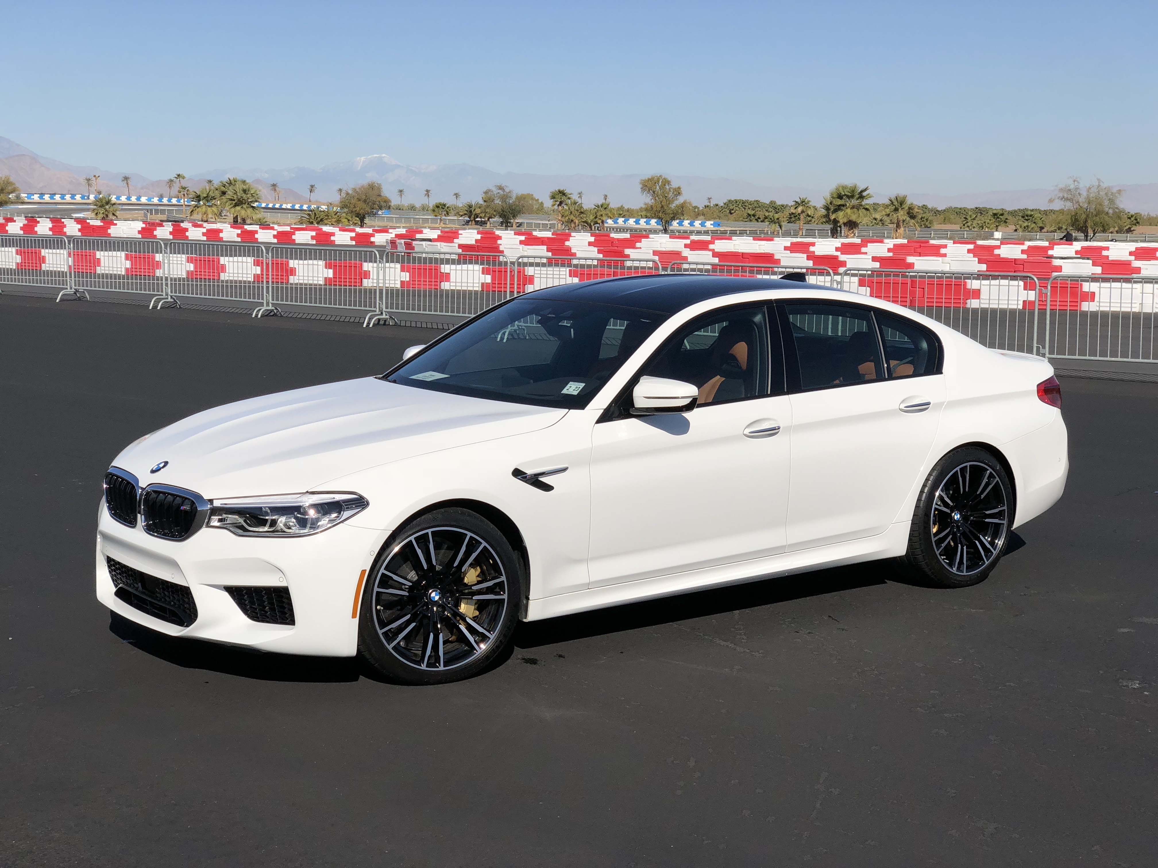 2018 BMW M5 Sedan: The Bavarian Cyborg