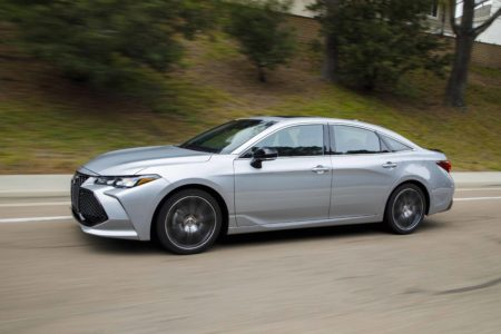 2019 Toyota Avalon: Technological Beauty
