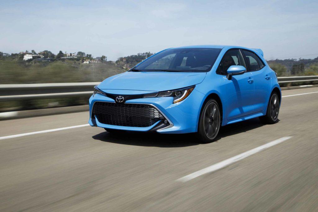 2019 Toyota Corolla Hatchback | AUTOMOTIVE RHYTHMS