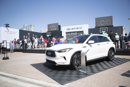 INFINITI Hoops Experience at the 2018 NCAA Final Four Weekend in San Antonio