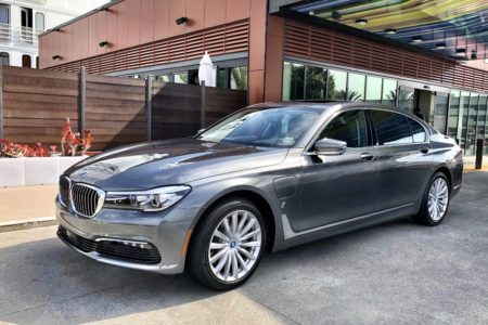 2018 BMW 740e xDrive iPerformance Visits Kaya Fest