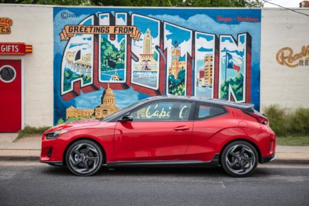 2019 Hyundai Veloster: Compact, Sporty Anomaly