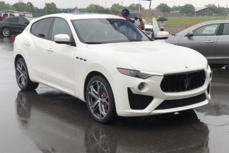2019 Maserati and Alfa Romeo Dynamic Driving Experience