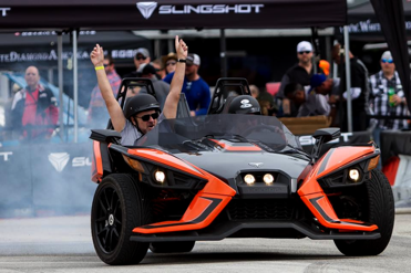 Slingshot Announces Activations at 2018 Sturgis Motorcycle Rally