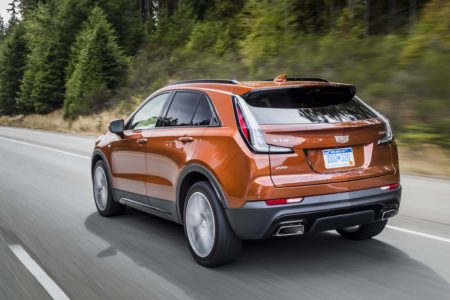 2019 Cadillac XT4 Crossover: Detroit's New Edition