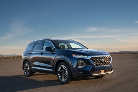 2019 Hyundai Santa Fe: Fit Family Focused