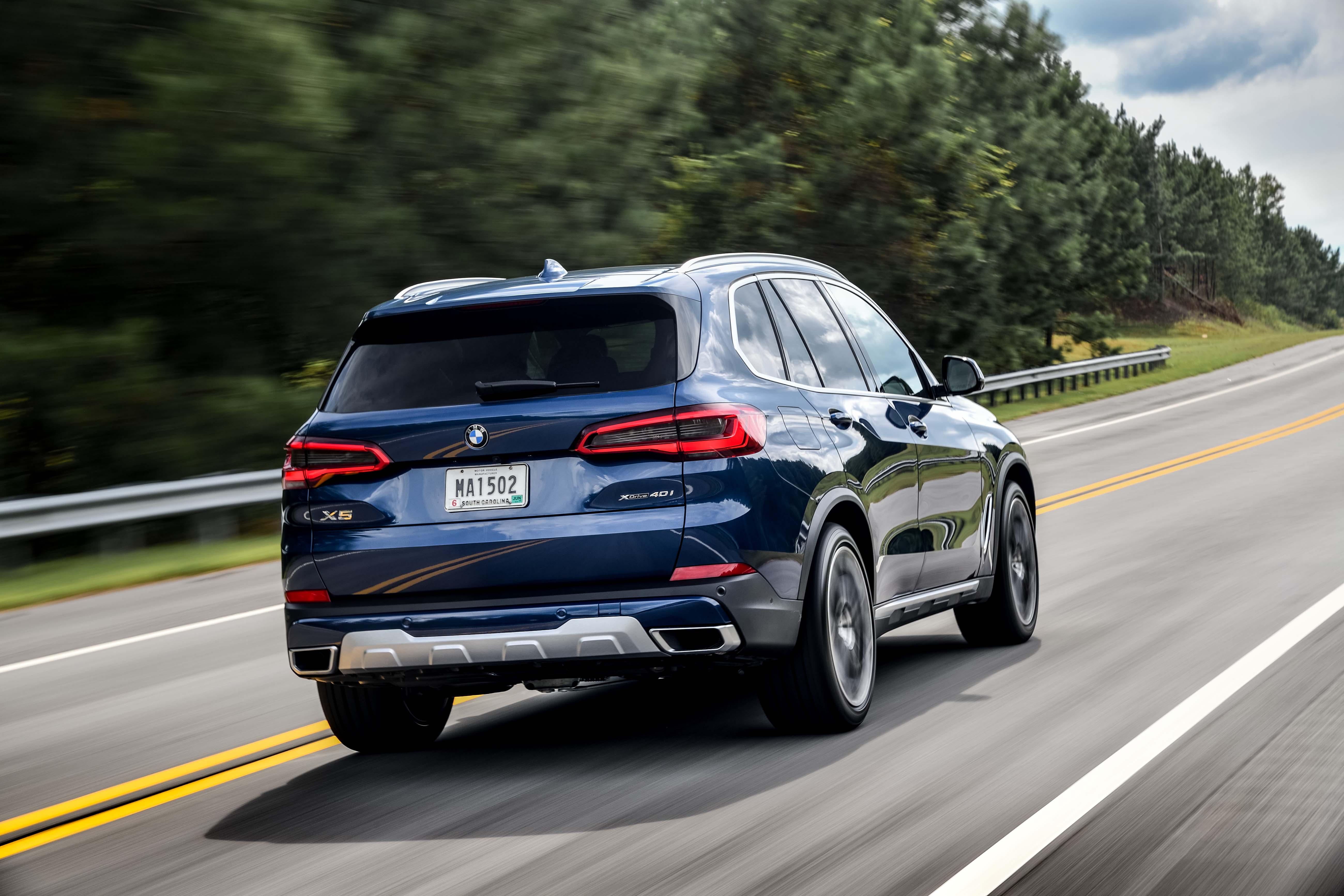 2019 BMW X5 Sports Activity Vehicle: Balanced Sovereignty