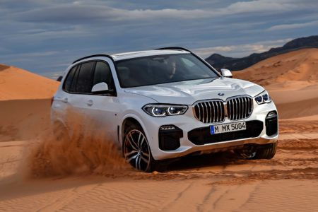 2019 BMW X5 Sports Activity Vehicle: Balanced Sovereignty