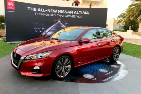 2019 Nissan Altima: Athletically Intelligent