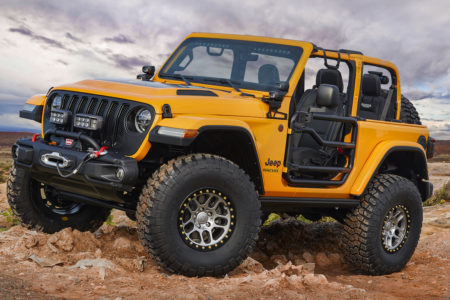 Nacho Jeep Concept: 2018 Miami International Auto Show