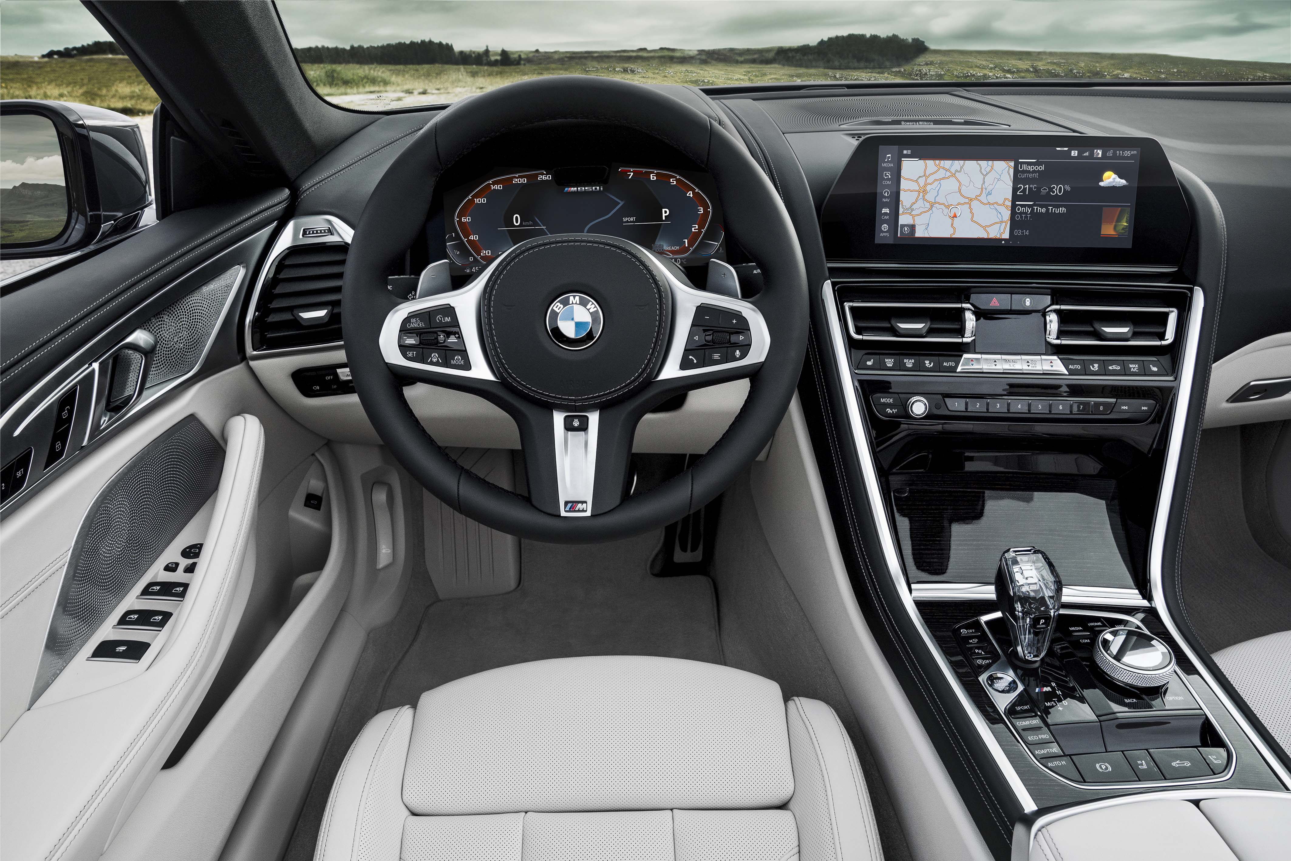 The First-Ever 2019 BMW 8 Series Convertible | AUTOMOTIVE RHYTHMS