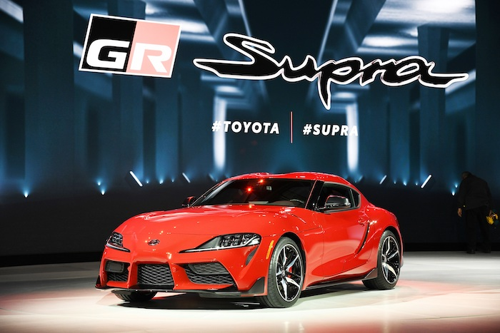 Chicago Auto Show 2020.2020 Supra Makes First Public Appearance At 2019 Chicago