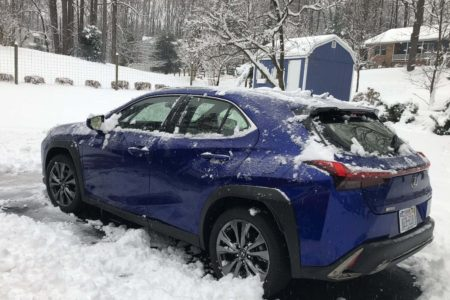 2019 Lexus UX 200 F Sport: Respected Winter Performance