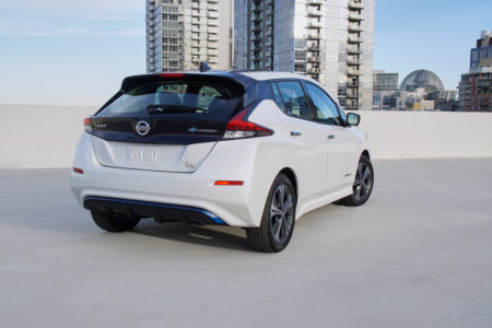 LEAF e+ Joins the Nissan Electric Vehicle Family