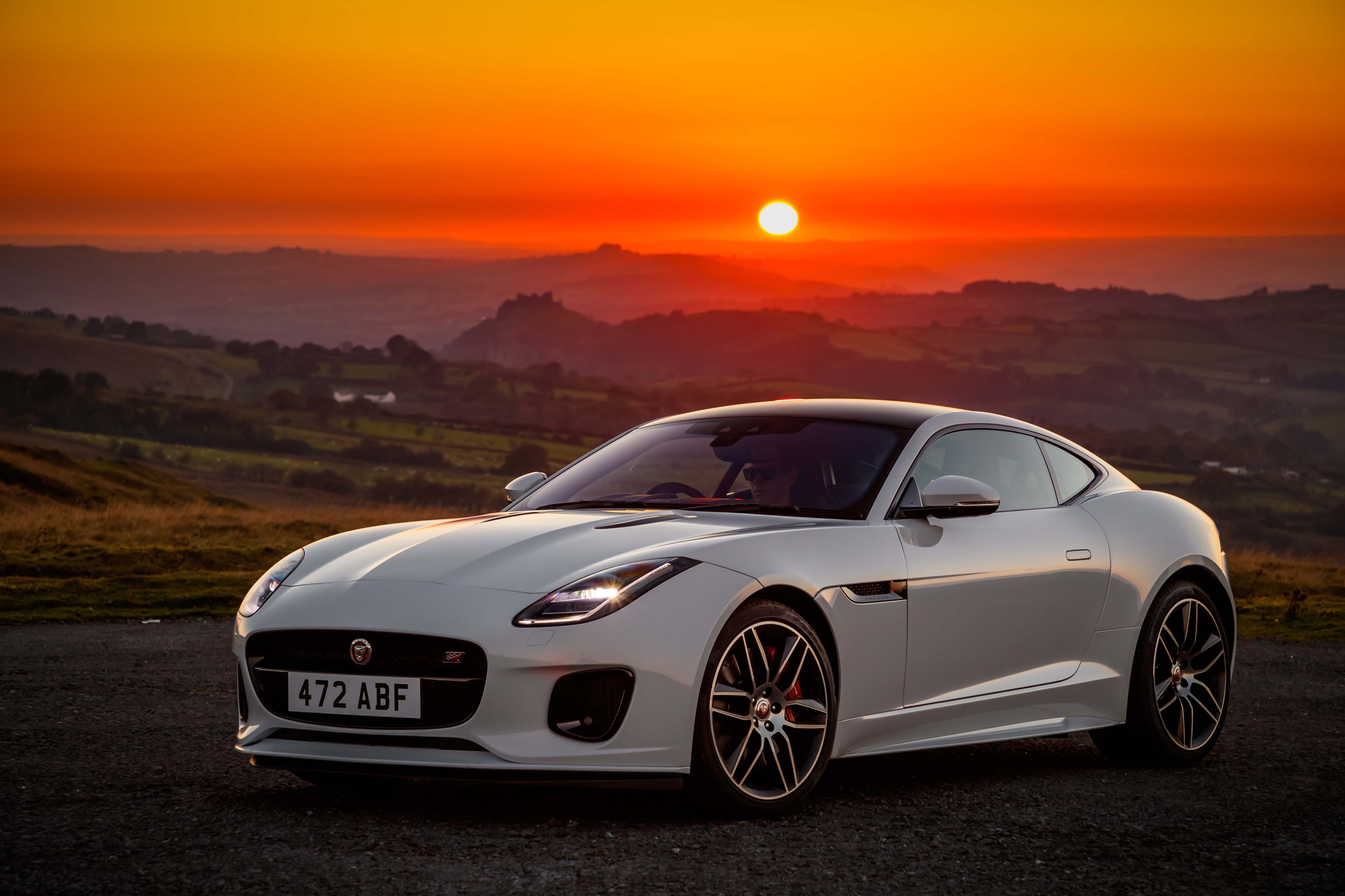 2020 Jaguar F-TYPE Checkered Flag Limited Edition ...