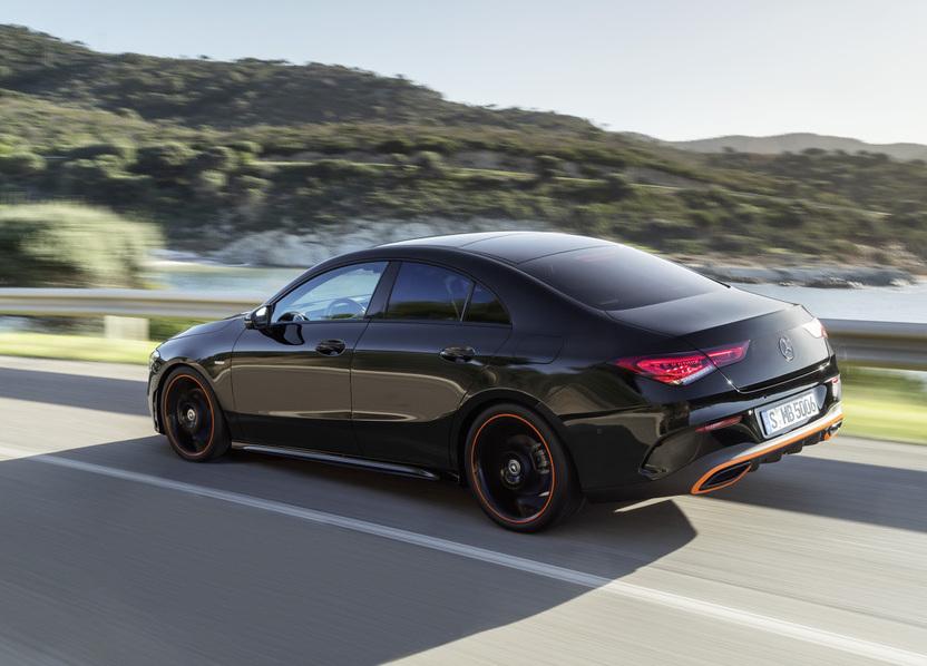 Cla coupe 2020
