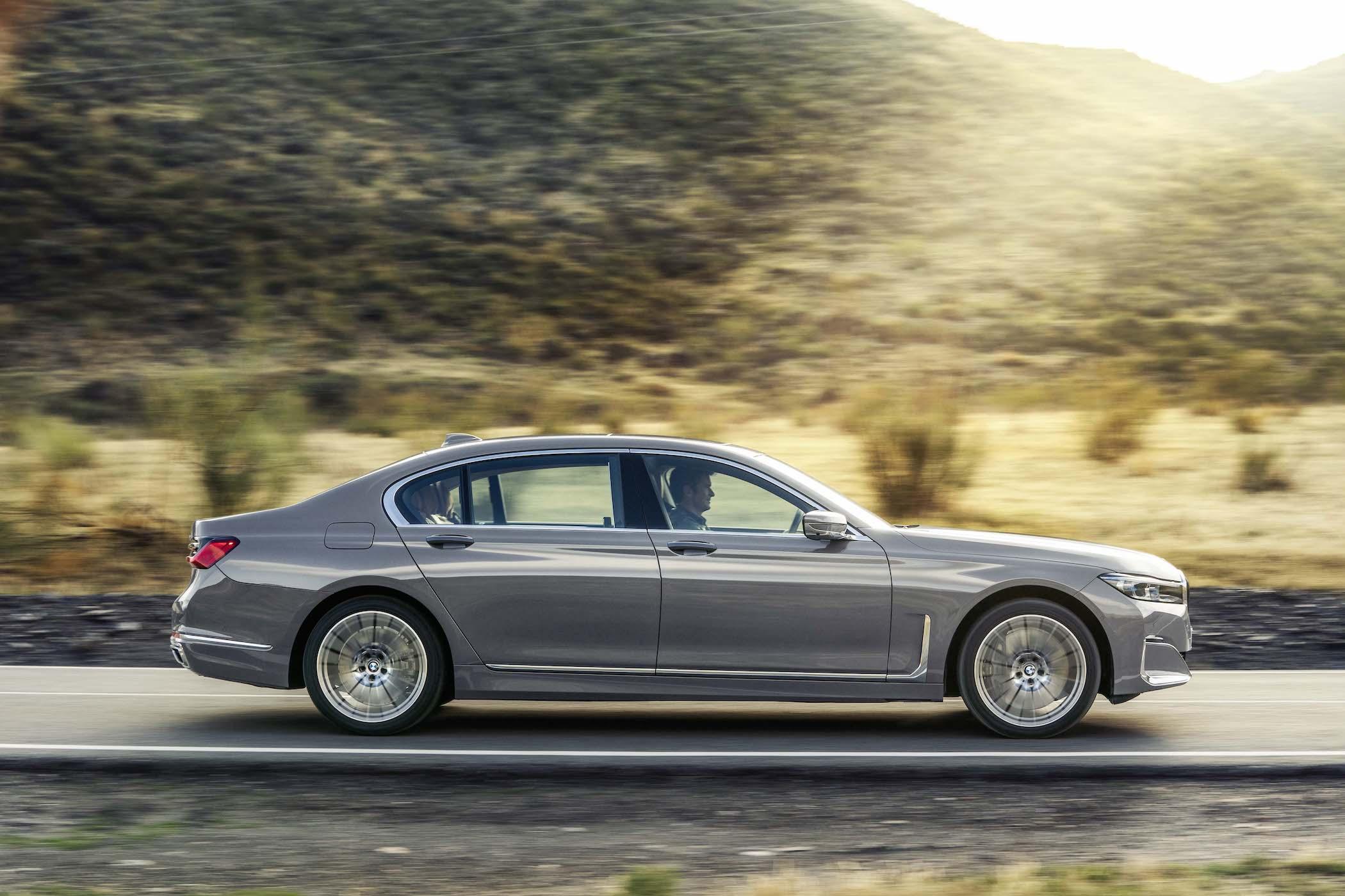 The New 2020 Bmw 7 Series Sedan Automotive Rhythms