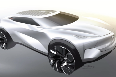 INFINITI Partners With ArtCenter College of Design on Concept