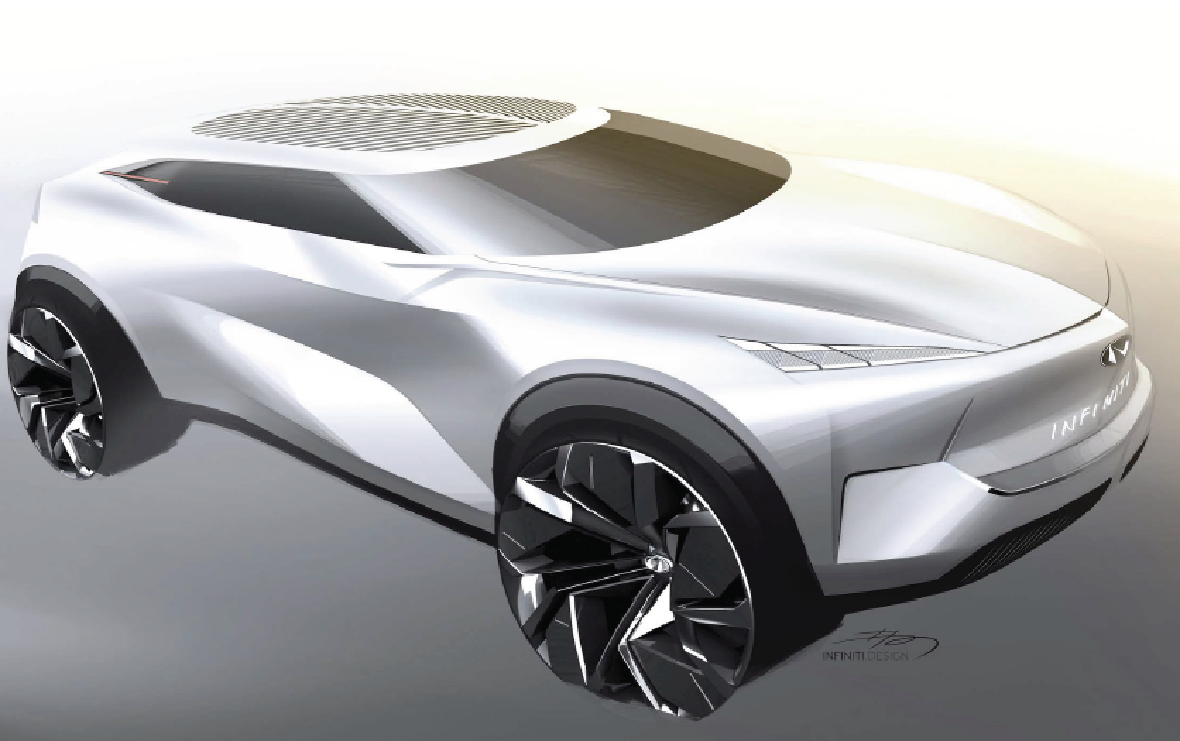 Infiniti Partners With Artcenter College Of Design On Concept Automotive Rhythms