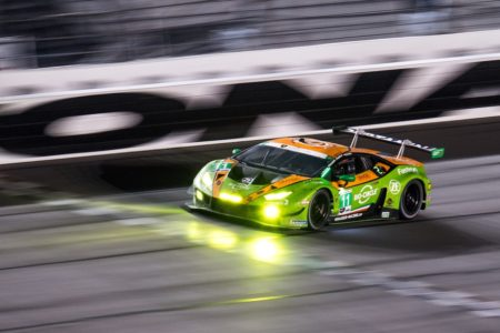 Lamborghini Makes History at the 24 Hours of Daytona