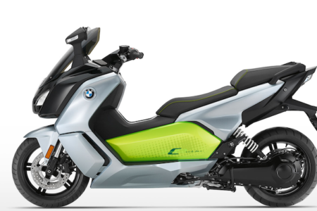 2019 BMW C evolution Electric Scooter