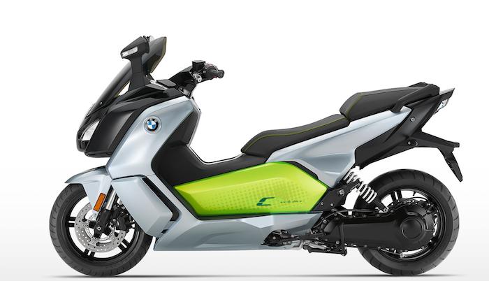 2019 Bmw C Evolution Electric Scooter Automotive Rhythms