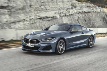 All-New 2019 BMW 8 Series Coupe