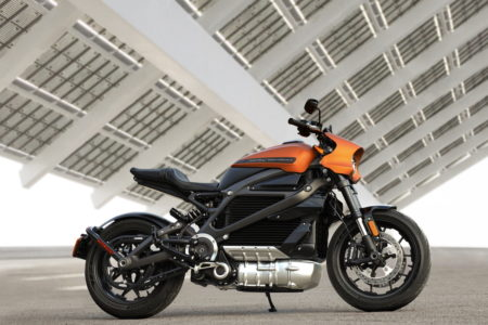 HARLEY-DAVIDSON ELECTRIFIES THE FUTURE OF TWO-WHEELS WITH DEBUT OF NEW CONCEPTS AND LIVEWIRE MOTORCYCLE