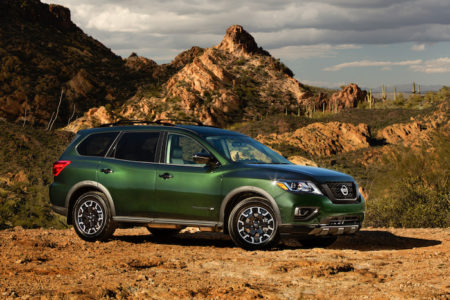 2019 Nissan Pathfinder Rock Creek Edition: Chicago Auto Show