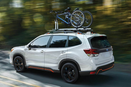 2019 Subaru Forester Touring: Adventure on the Go