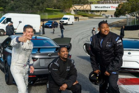 "2019 ""Lexus 0 to 60"" Celebrity Racing Series: Experience Amazing!"