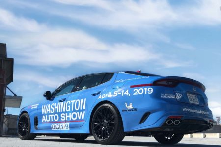 Washington Auto Show Kia Stinger GT2 AWD by Automotive Rhythms