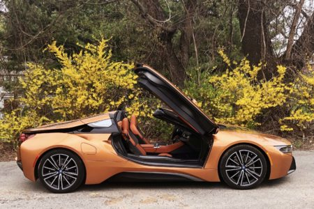 2019 BMW i8 Roadster: Quantum Leap
