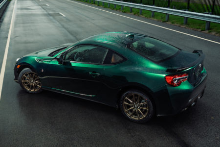 Toyota 86 Pays Tribute to International Racing with Limited Hakone Edition