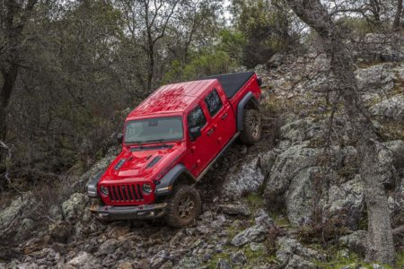 2020 Jeep Gladiator: Adventure Driven