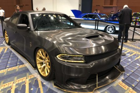 ART-of-Motion at the 2019 Washington Auto Show