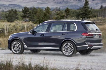 2019 BMW X7 xDrive50i: Technology Driven