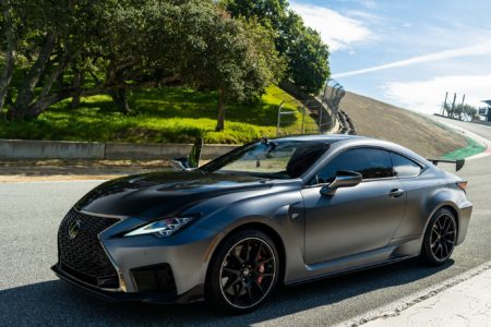 2019 Lexus 0 to 60 Celebrity Racing Series