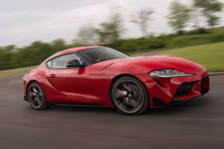 2020 Toyota GR Supra: Return of a Legend