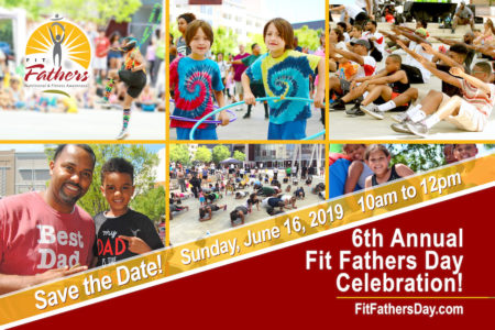"VW Presents the 6th Annual ""Fit Fathers Day"" Celebration"