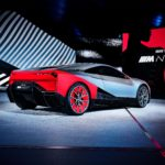 BMW Vision M NEXT concept vehicle: The Future of Driving Dynamics