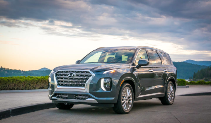 2020 Hyundai Palisade: Family Focused Premium SUV
