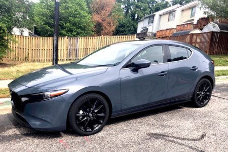 Mazda Said Knock You Out! 2019 Mazda3 Hatchback AWD