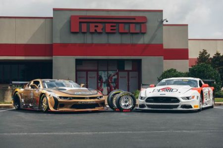 Pirelli, Trans Am and SVRA Renew Agreements Until 2024
