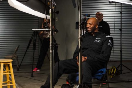 Lexus 0 to 60 Celebrity Racing Series with NBA Legend John Salley