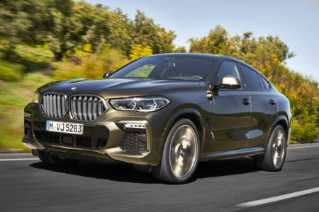 The New 2020 BMW X6 Sports Activity Coupe